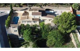 Residential for sale in Benimeit. Villa of 3 rooms in Benimeit, Moraira, Alicante