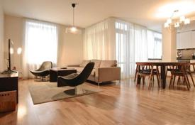 We offer for rent a spacious apartment in Riga centre for 2,500 € per week