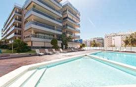 Residential for sale in Ibiza. A contemporary three-bedroom, two-bathroom apartment in the exclusive Marina Botafoch area, with allocated parking