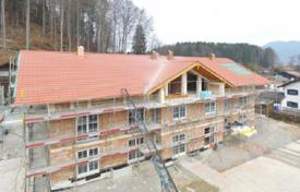 2 bedroom apartments for sale in Bavaria. Two-bedroom apartment in a new building with a mountain and a forest view in Tegernsee, Bavaria, Germany