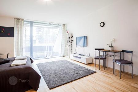 Apartment units for sale in Europe. Rental apartment with terrace in Prague with a 5,1% yield