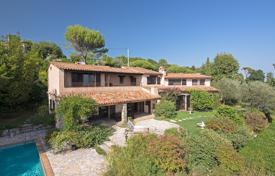 Residential for sale in Chateauneuf-Grasse. Cannes Backcountry — Panoramic views, totally quite