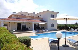 Property to rent in Peyia. This is an amazing 5 bedroom villa in the exclusive and secluded Sea Caves area of Coral Bay. It is located opposite the breathtak