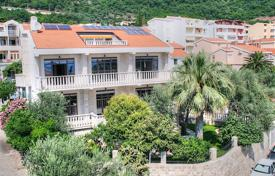 Furnished villa with a private garden, a pool, a garage and terraces, Petrovac, Montenegro for 2,800,000 €