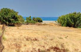 Luxury residential for sale in Chania. Development land – Chania, Crete, Greece