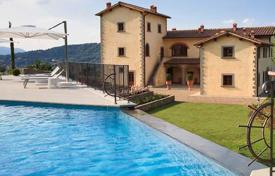 Luxury houses for sale in Bagno A Ripoli. Traditional XIII century villa with a pool in Bagno a Ripoli, Tuscany, Italy