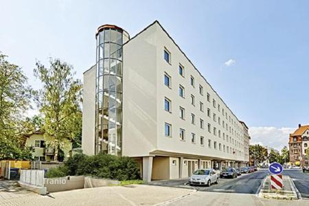 Commercial property for sale in Nuremberg. Flat with furniture in the center of Nurenberg, Germany. Yield of 3.8%