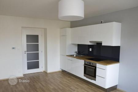 Property for sale in the Czech Republic. One bedroom apartment near the metro station in a prestigious district of Prague