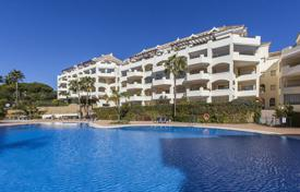 Apartments for sale in Costa del Sol. Three bedroom apartment on the beach in Elviria