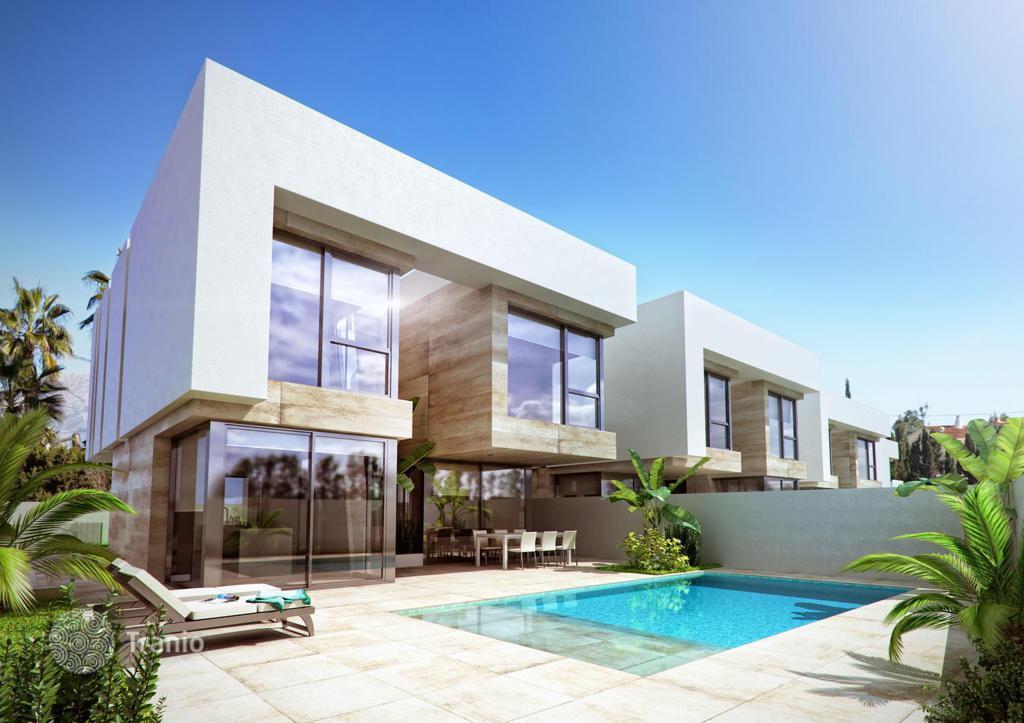 Дома и квартиры в бенидорме цены