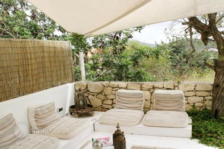Residential for sale in Ibiza. Cozy villa with terrace and swimming pool in San Jose, Ibiza, Balearic Islands, Spain
