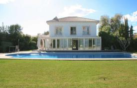 6 bedroom houses for sale in Malaga. Charming villa near the beach in San Pedro Alcantara, Costa del Sol, Spain