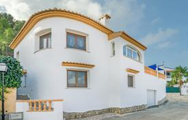 2 bedroom houses for sale in Benitachell. Beautiful villa with picturesque views and a garage in a residence with a swimming pool, Benitachell, Spain