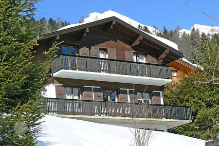 6 bedroom villas and houses to rent in Central Europe. Detached house – Mayens-de-Chamoson, Valais, Switzerland