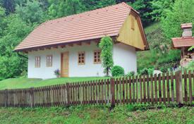 2 bedroom houses for sale in Slovenia. The house has a total size of 114 m² with a corresponding plot measuring 1,150 sqm
