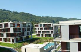 Property for sale in Upper Austria. Two-bedroom apartment in a new residential complex near the lake in Altmünster, Upper Austria