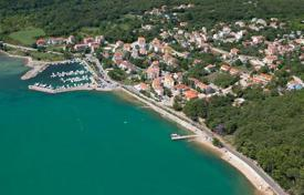 Coastal new homes for sale in Croatia. Apartment on Krk island