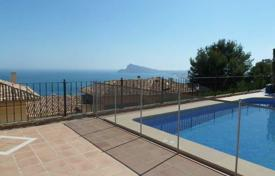 Luxury property for sale in Altea Hills. Luxury villa of 7 bedrooms and 7 bathrooms with private pool and sea views in Altea Hills