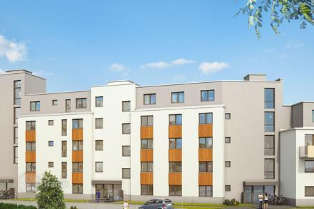 Residential for sale in Bonn. Two-bedroom apartments in the picturesque district of Bonn