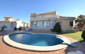 4 bedroom houses for sale in Costa Blanca. Villa with large plot, private pool and views in Ciudad Quesada