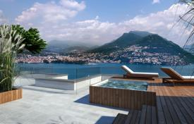 5 bedroom apartments for sale in Central Europe. New home – Paradiso, Lugano, Ticino, Switzerland