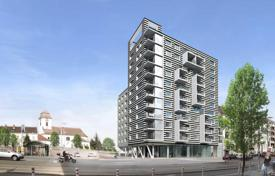 3 bedroom apartments for sale in Austria. Three-bedroom apartment with a terrace and a balcony in a new house, in the area of Simmering, Vienna