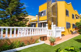 Townhouses for sale in Tenerife. Terraced house – La Caleta, Canary Islands, Spain