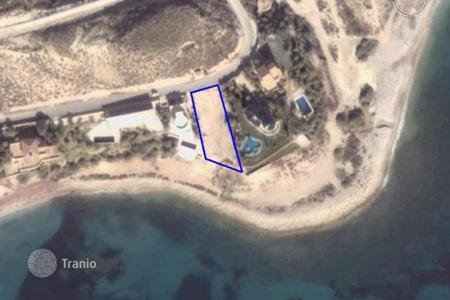 Development land for sale in El Campello. Urban lot in El Campello