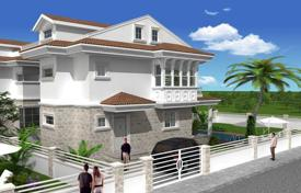 Off-plan houses with pools for sale overseas. Villa – Fethiye, Mugla, Turkey
