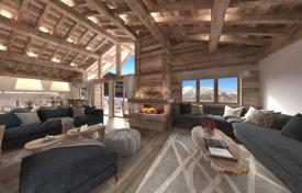 Elite duplex with a fireplace, in a new residence, next to the ski slopes and a lake, Chatel, Alpes, France for 1,426,000 €