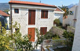 Luxury 3 bedroom houses for sale in Tivat. Villa on the sea front in the town Krtoli
