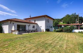 4 bedroom houses for sale in Hauts-de-France. Two-level villa with a large plot and views of the mountains in Biriatou, Aquitaine, France