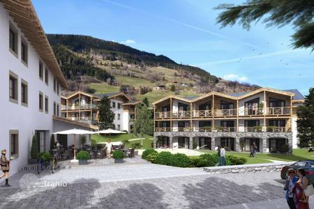 "2 bedroom apartments from developers for sale in Kaprun. Two-bedroom ""turnkey"" apartment in a tourist complex in Austrian Alps, Zell am See, Kaprun"