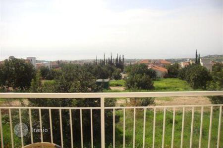 Apartments for sale in Peyia. Fully Furnished 2 Bedroom Apartment, Title Deeds and Sea Views — Peyia
