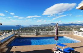 Houses for sale in Cumbre. Villa of 3 bedrooms in Benitachell