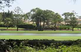 Land for sale in Castille and Leon. FRONTLINE GOLF PLOT WITH LAKE VIEWS