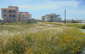 Development land for sale in Famagusta. Residential Plot in Paralimni