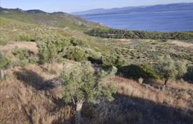 Development land for sale in Peloponnese. Development land – Loutraki, Administration of the Peloponnese, Western Greece and the Ionian Islands, Greece
