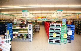 Property for sale in Hessen. Supermarket in Eastern Hessen