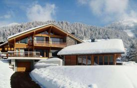 Villas and houses for rent with swimming pools in French Alps. Chalet – Chatel, Auvergne-Rhône-Alpes, France