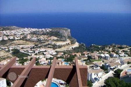 Apartments with pools for sale in Moraira. Apartment – Moraira, Valencia, Spain