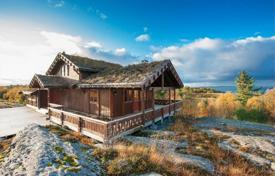 Property for sale in Norway. Great cottage with views of the Norwegian Sea