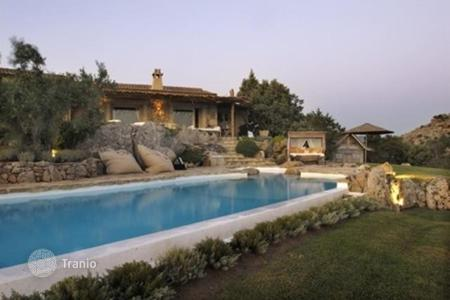 Luxury property for sale in Sardinia. Villa – San Pantaleo, Sardinia, Italy