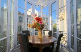1 bedroom apartments for sale in Nice. 2 Rooms apartment with balcony in old and magnificent building