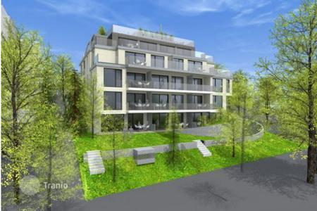 Off-plan commercial property for sale in Austria. Apartment house project with its own spa-zone near the forest in Vienna's 17th District — Hernals
