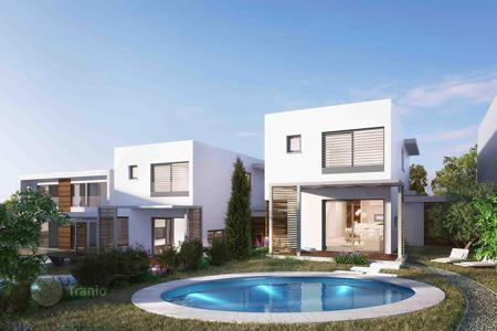 Off-plan property for sale in Paphos. Villas with a fantastic view to the picturesque countryside sceneries in a prestigious village Konia, Pafos, Cyprus