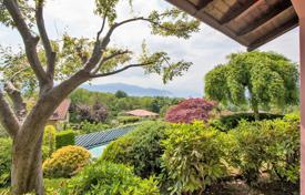 Houses with pools for sale in Lombardy. Villa – Laveno-Mombello, Lombardy, Italy
