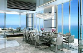 Luxury apartments for sale in North America. Apartments with different layouts, in an oceanfront residence with three pools, spas and events halls, Sunny Isles Beach, Florida