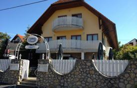 Property for sale in Lake Balaton. Equipped hotel with a restaurant in the resort town of Hévíz, Hungary