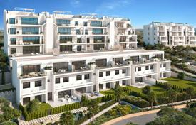 3 bedroom apartments for sale in Alicante. Duplex Penthouse with sea views in Las Colinas Golf